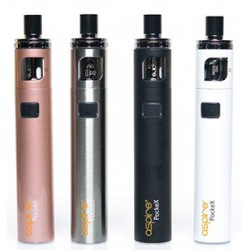 Aspire PockeX Pocket AIO/ Anniversary  Edition Vape Kits