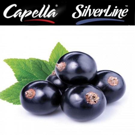 Blackcurrant Flavour Concentrate - Capella Silverline