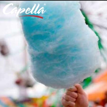 Blue Raspberry Cotton Candy- Capella