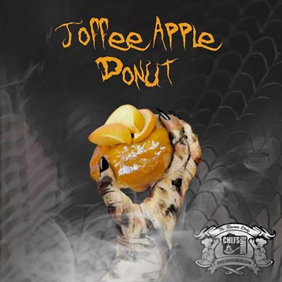 Toffee Apple Doughnut Concentrate - Chefs Vapour