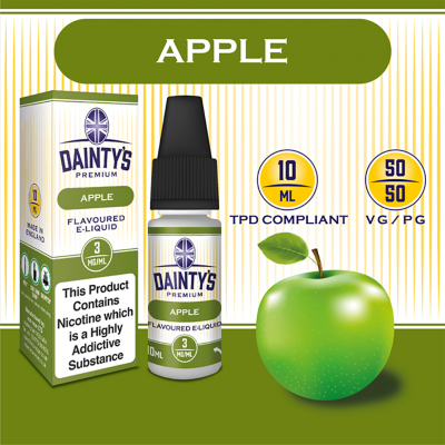 Apple E Liquid - Daintys