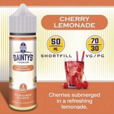 Cherry Lemonade - Daintys E Liquid Shortfill 50ml 0mg