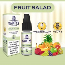 Fruit Salad E Liquid - Daintys