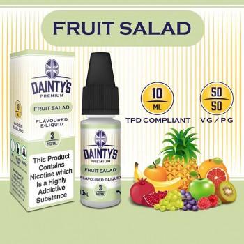 Fruit Salad E Liquid - Daintys