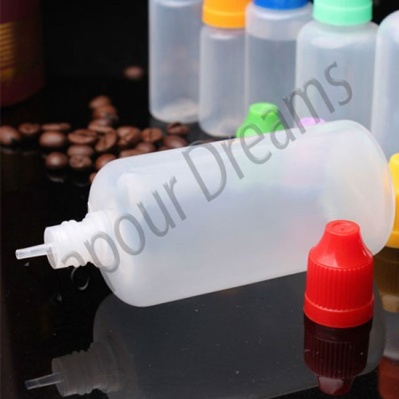 100ml LDPE E Liquid Bottle