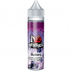 Black Berg by IVG Menthol E Liquid Shortfill 50ml 0mg