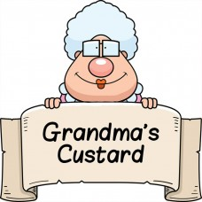 Grandmas Custard - E Liquid Flavour Concentrate