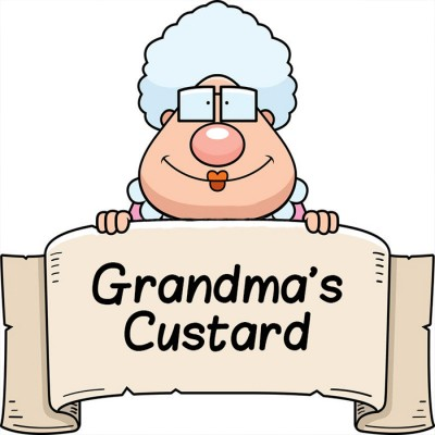 Grandmas Custard - E Liquid Flavour Concentrate