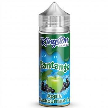 Kingston Fantango - Apple Blackcurrant Ice - 0mg 100ml 50/50  Shortfill E-liquid