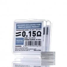OFRF NexMESH Coil 0.15ohm Mesh Strips 10 pack