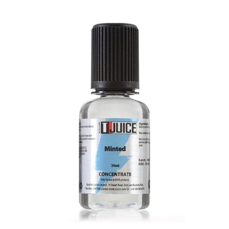 Minted Flavour Concentrate - T Juice