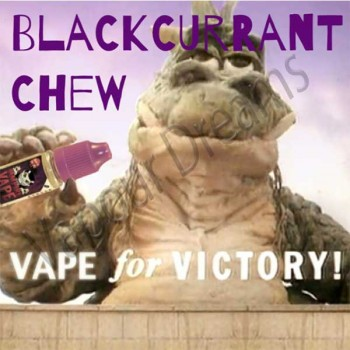 Blackcurrant Chew Flavour Concentrate - Vampire Vape