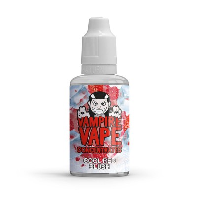 Cool Red Slush Flavour Concentrate - Vampire Vape