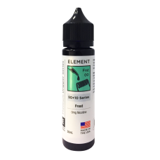 Frost - 50ml Shortfill 0mg by Element