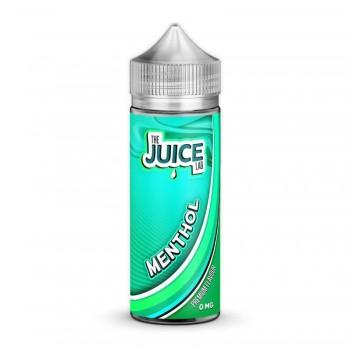 The Juice Lab - Menthol - 0mg 100ml Shortfill E-liquid