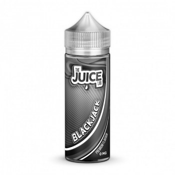 The Juice Lab - Black Jack- 0mg 100ml Shortfill E-liquid