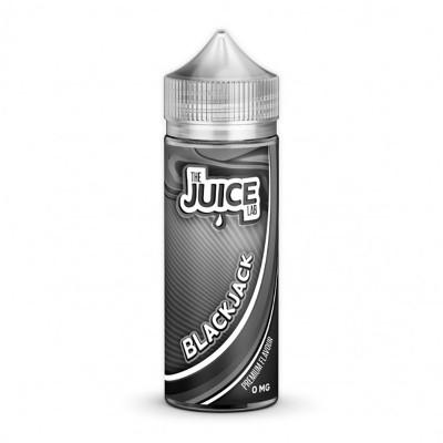 The Juice Lab - Black Jack- 0mg 100ml Shortfill E-liquid