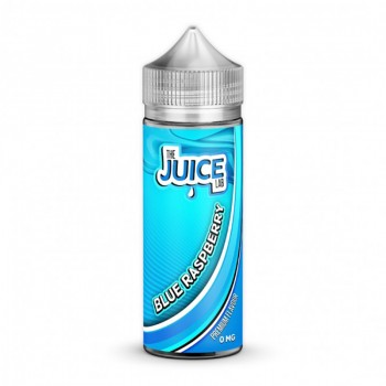 The Juice Lab - Blue Raspberry - 0mg 100ml Shortfill E-liquid