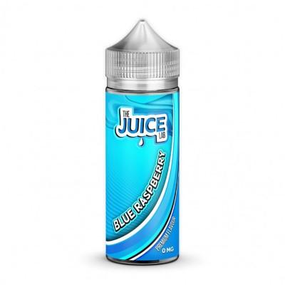 The Juice Lab - Blue Raspberry - 0mg 100ml Shortfill E-liquid