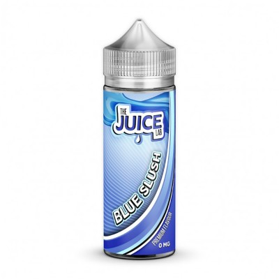 The Juice Lab - Blue Slush - 0mg 100ml Shortfill E-liquid