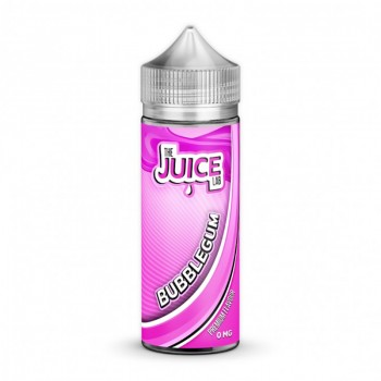 The Juice Lab - Bubblegum - 0mg 100ml Shortfill E-liquid