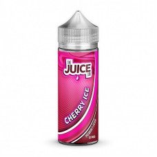 The Juice Lab - Cherry Ice - 0mg 100ml Shortfill E-liquid