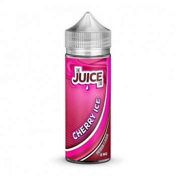The Juice Lab - Cherry Ice - 0mg 100ml Shortfill E-liquid