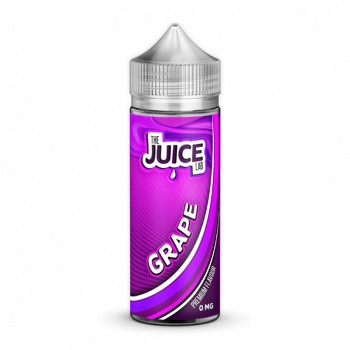The Juice Lab - Grape - 0mg 100ml Shortfill E-liquid