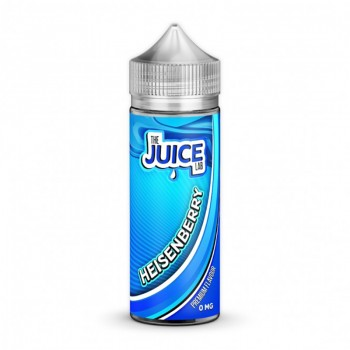 The Juice Lab - Heisenberry - 0mg 100ml Shortfill E-liquid