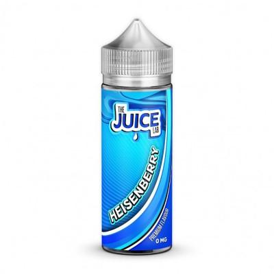 The Juice Lab - Heisenberry - 0mg 100ml Shortfill E-liquid