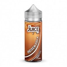 The Juice Lab - Heisen Cola - 0mg 100ml Shortfill E-liquid