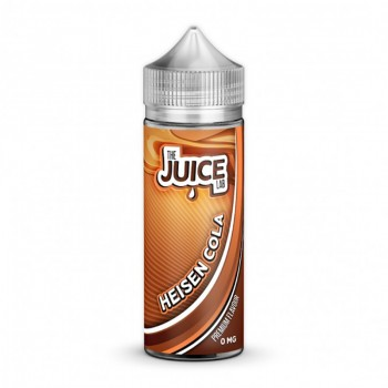 The Juice Lab - Heisen Cola - 0mg 100ml Shortfill E-liquid