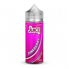 The Juice Lab - Pinkberry - 0mg 100ml Shortfill E-liquid