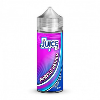 The Juice Lab - Purple Heisen- 0mg 100ml Shortfill E-liquid