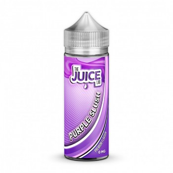 The Juice Lab - Purple Slush - 0mg 100ml Shortfill E-liquid