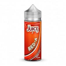The Juice Lab - Red-A - 0mg 100ml Shortfill E-liquid