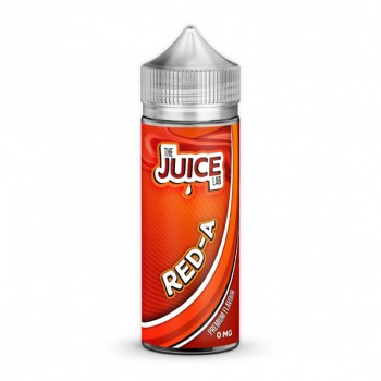 The Juice Lab - Red-A - 0mg 100ml Shortfill E-liquid
