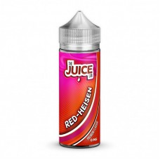 The Juice Lab - Red Heisen- 0mg 100ml Shortfill E-liquid