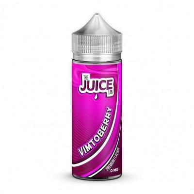 The Juice Lab - Vimtoberry - 0mg 100ml Shortfill E-liquid