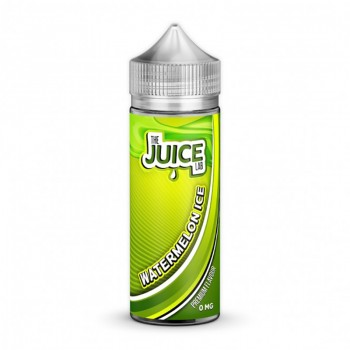 The Juice Lab - Watermelon Ice - 0mg 100ml Shortfill E-liquid