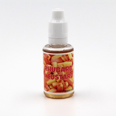 Rhubarb & Custard Concentrate - Vampire Vape