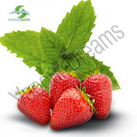 Strawberry Mint E Liquid 10mls - Hangsen