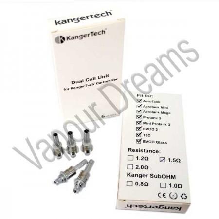 Kanger Dual Coil