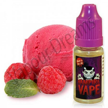 Raspberry Sorbet E Liquid By Vampire Vape