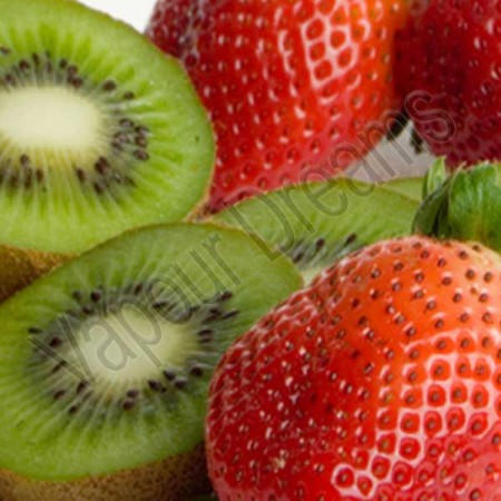 Strawberry & Kiwi E Liquid - Vampire Vape