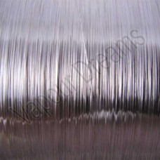 NI200 Wire - 99.6% Nickel - 0.4mm (400 Micron - 26 AWG) - Hard Finish 10mtr